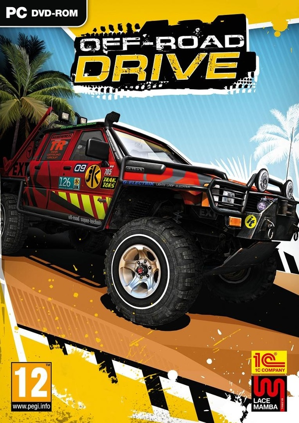 Cover zu Off-Road Drive