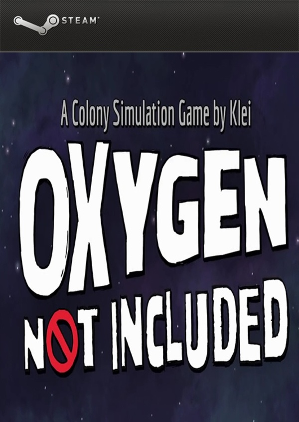 Cover zu Oxygen Not Included