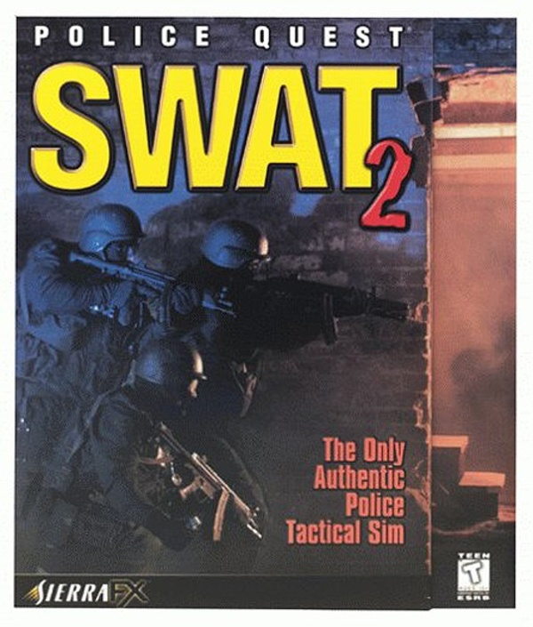 Cover zu Police Quest: SWAT 2