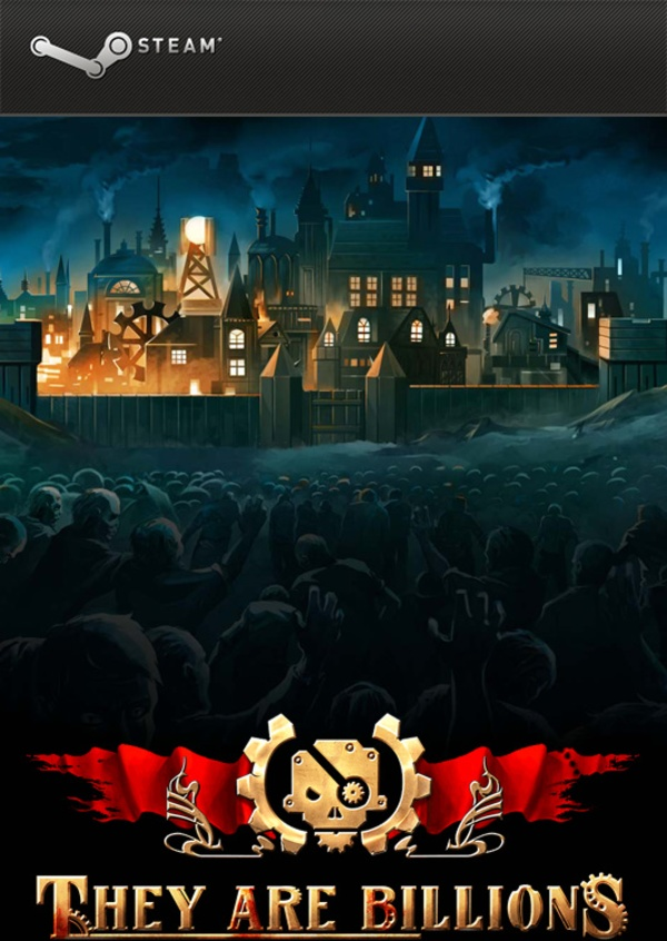 Cover zu They Are Billions