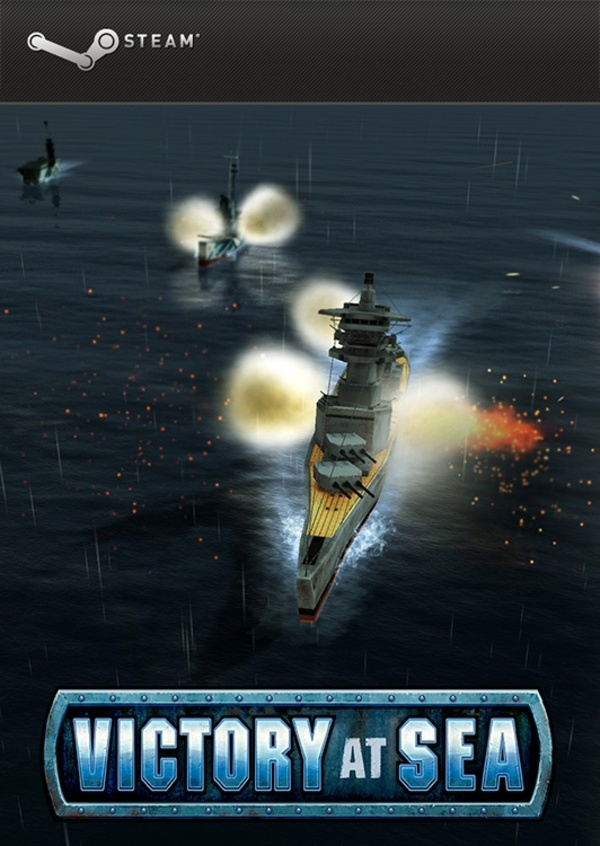 Cover zu Victory At Sea
