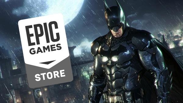 Batman: Komplette Arkham-Serie und Lego Batman kostenlos bei Epic