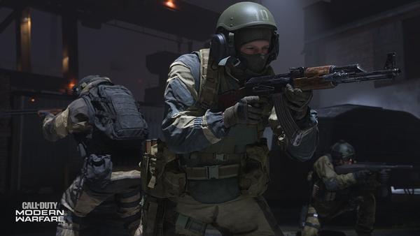 CoD Modern Warfare - Raytracing und 120/144-Hz-Specs bekanntgegeben, Nvida Features zum Launch