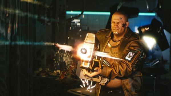 Cyberpunk 2077 ohne Game Over - CD Projekt denkt an Spieler-Blödsinn