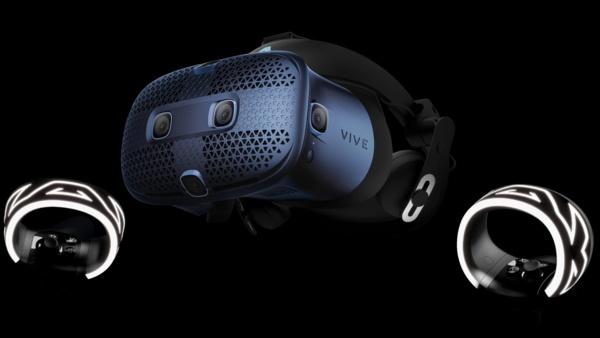 Vive VR ohne Valve - HTC Vive Cosmos mit Mod-Slot kommt im Oktober für 800 Euro