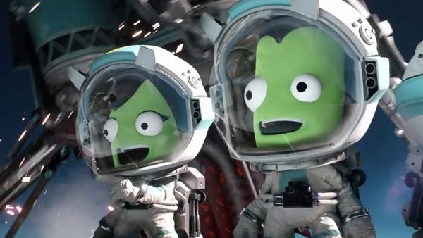 Kerbal Space Program 2 angekündigt, kommt 2020 mit Multiplayer