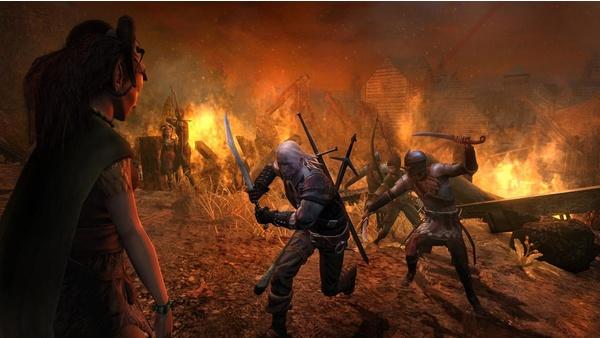 The Witcher Prologue Remastered - CD Projekt heuerte Modder an