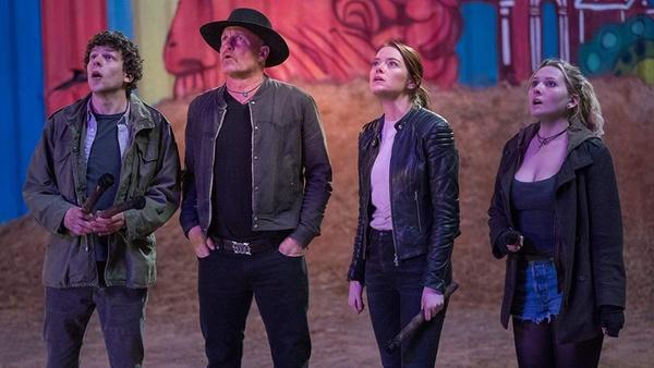 Die Kinostarts im November 2019 mit Zombieland 2 & Die Eiskönigin 2