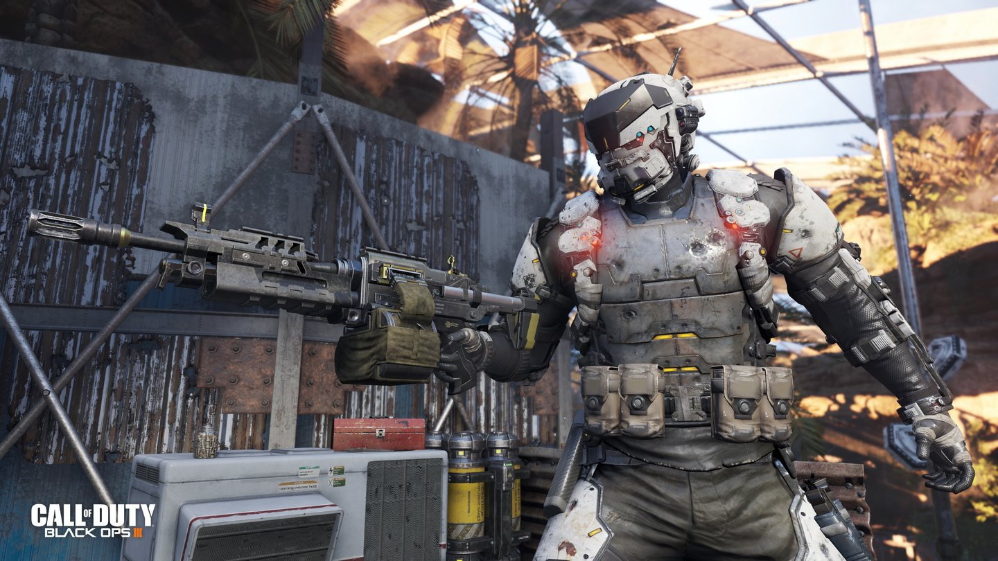Call of Duty: Black Ops 3 - PC-exklusiv: Modding-Tools, Map-Editor Call Of Duty Maps on