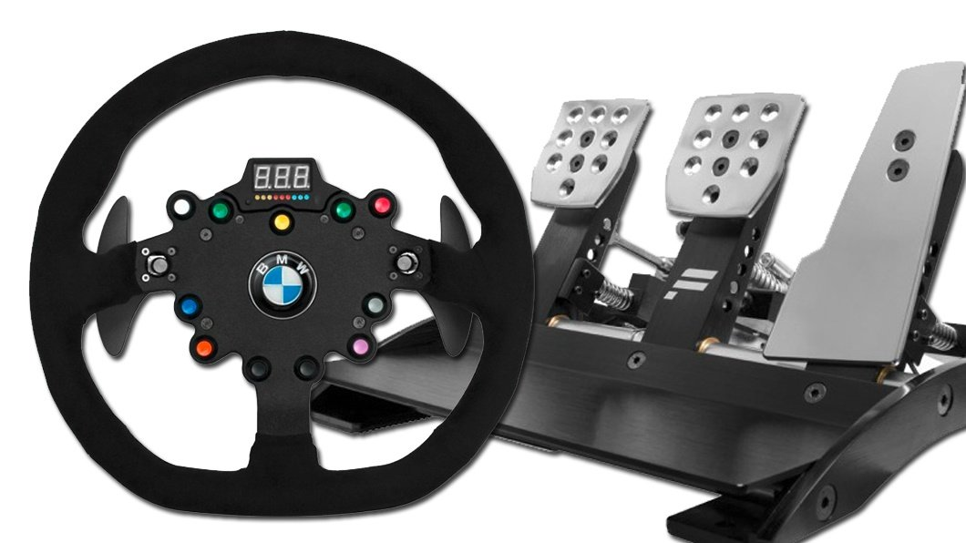 fanatec bmw m3 gt2 clubsport grandiose. Black Bedroom Furniture Sets. Home Design Ideas