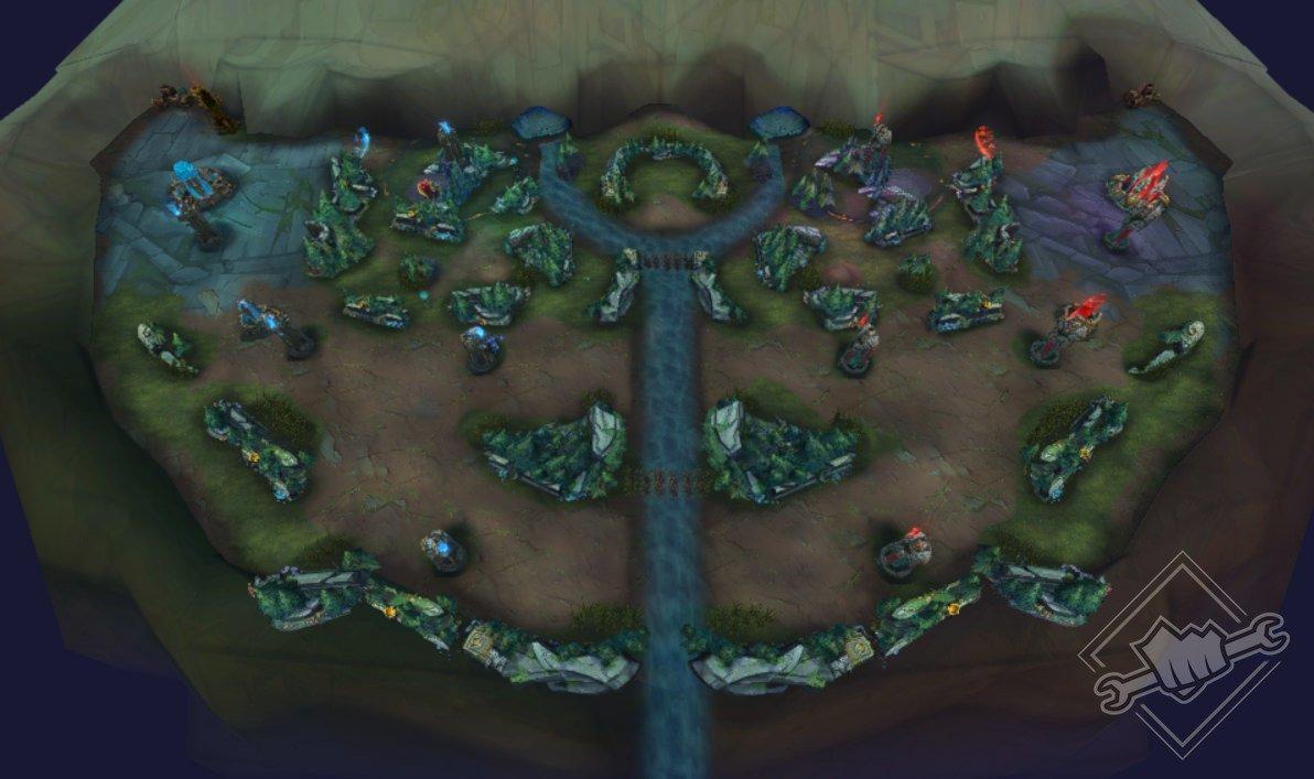 League of Legends - Neuer Spielmodus Nexus Blitz jetzt verfügbar