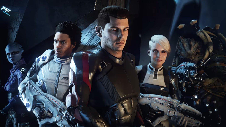 Mass Effect Andromeda Alle Wichtigen Charaktere Im überblick