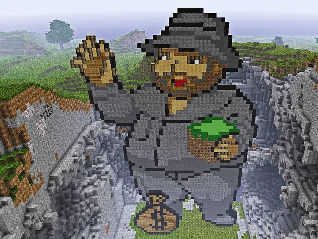 Minecraft Im Test Das Verflixte Siebte Jahr GameStar - Minecraft pvp spiele