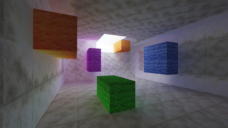 Ray Tracing in Minecraft - Atemberaubende Grafik dank Shader-Mods