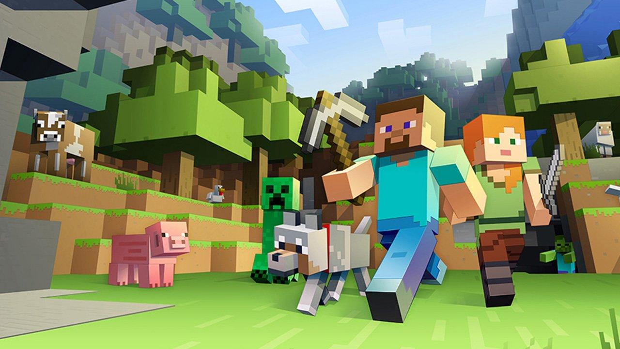 Die Meistdiskutierten Spiele Vor Der E Call Of Duty Minecraft Co - Minecraft mario spiele