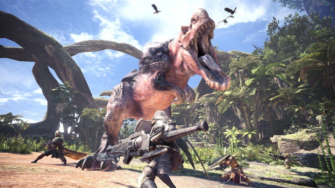 Monster Hunter World Tipps Fur Den Einstieg Auf Dem Pc