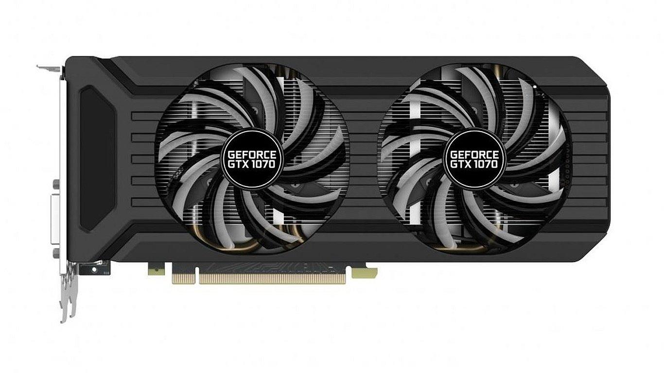 Palit GeForce GTX 1070 Dual und weitere Grafikkarten - Gönn-dir