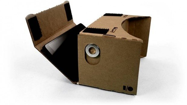 Cardboard Vr Brille Basteln : Google vr headset aus pappe zum selber basteln gamestar