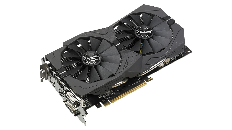 Radeon RX 570 ROG Strix OC