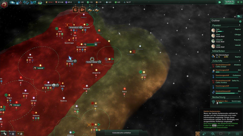 Stellaris Beste Eigenschaften