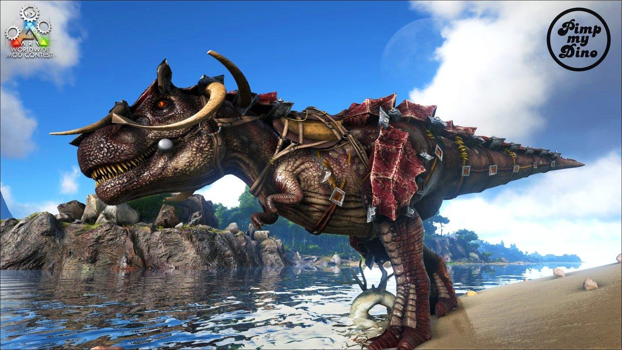 Ark: Survival Evolved - Die besten Mods für Ark