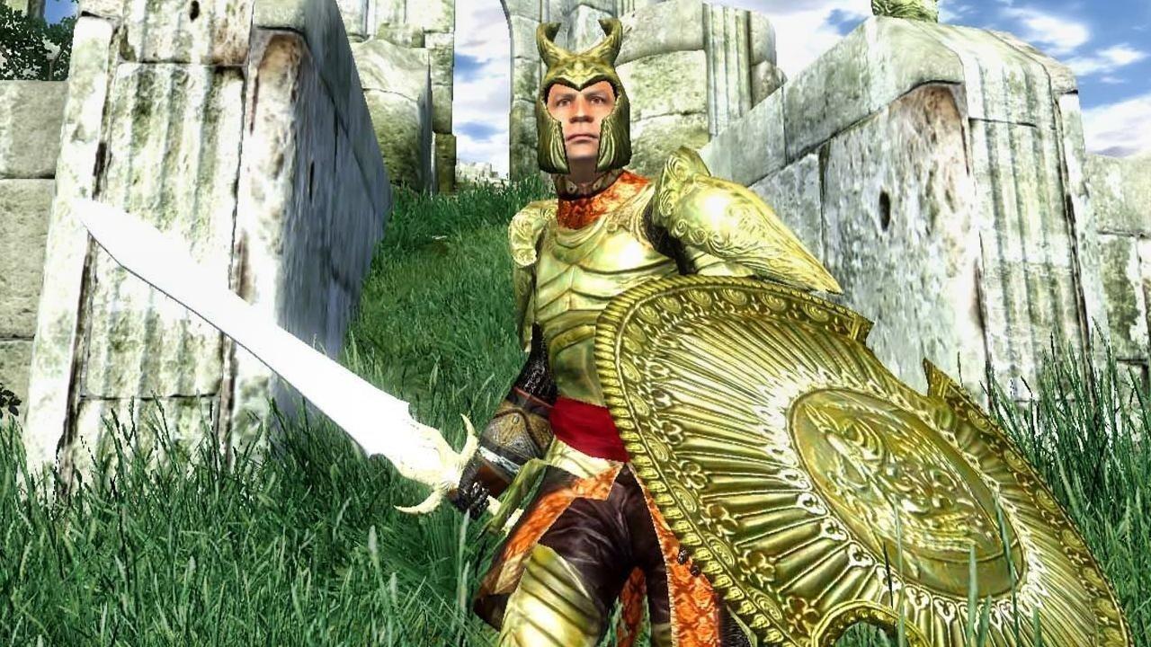 Oblivion Remastered Mod Sammlung Uberarbeitet Das Rpg Komplett
