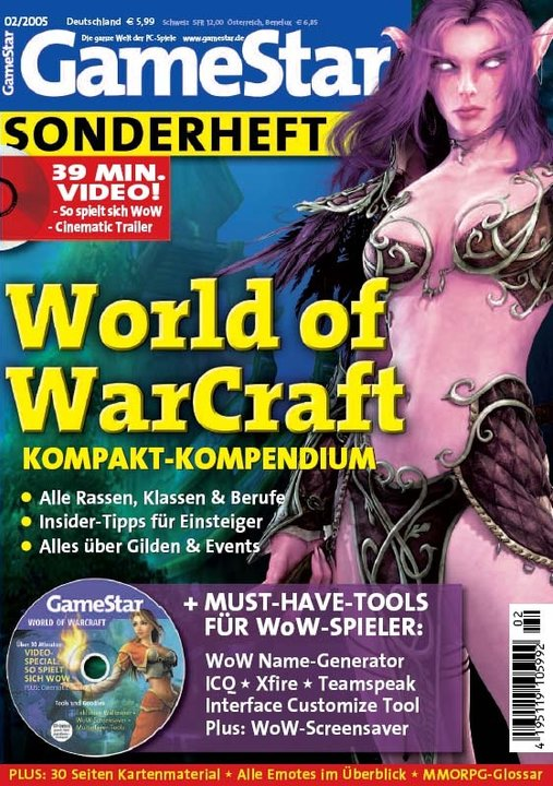 World of Warcraft - Sonderheft als PDF