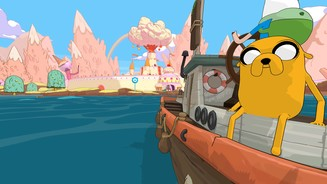 Adventure Time: Pirates of Enchiridion - Screenshots