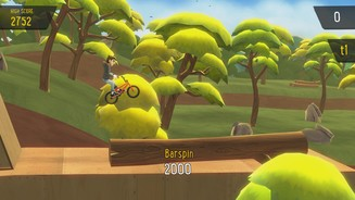 Bumped BMX + - Screenshots