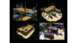 Destiny - Lego-Set »The Divide«