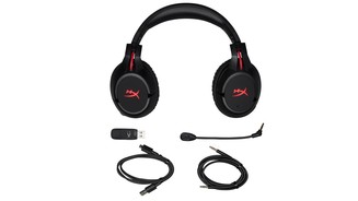 HyperX Cloud Flight Lieferumfang
