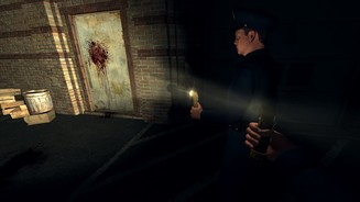 <b>L.A. Noire - The VR Case Files</b><br>Tatorte in VR wirken ungeheuer beklemmend.