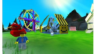<b>Lego Universe</b><br>Best-of User Generated Content 2010.