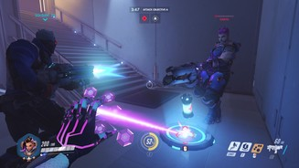 Overwatch - Screenshots zur 23. Heldin »Sombra«