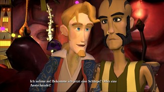 Tales of Monkey IslandScreenshots aus der deutschen Testversion von Tales of Monkey Island: Staffel 1.