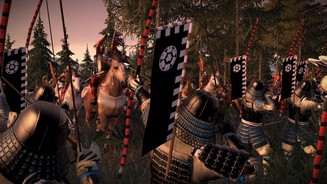 Total War Shogun 2Screenshot von dem DLC »Sengoku Jidai Pack«