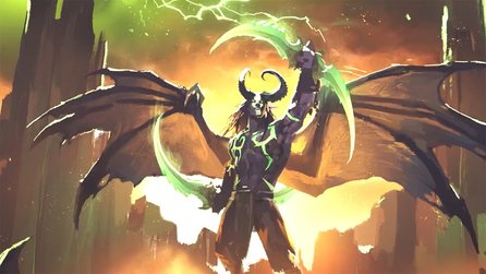 World of Warcraft: Legion - Episode 3: Illidan der Mini-Serie »Vorboten«