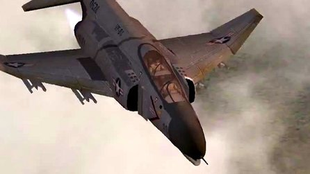 Air Conflicts: Vietnam - Trailer zur F4 Phantom II
