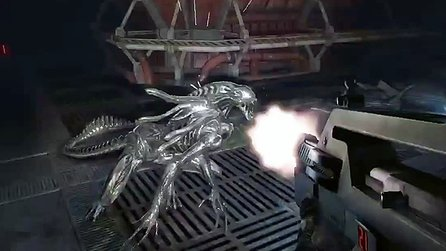 Aliens: Colonial Marines - Gameplay-Szenen