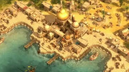 Anno 1404 - Test-Video