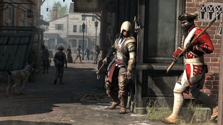Assassin's Creed 3 - Preview-Video: Connor im Hafen von Boston