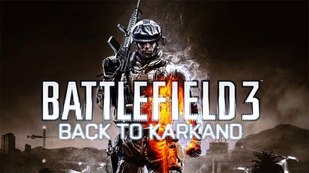 Battlefield 3 - Back to Karkand-Trailer