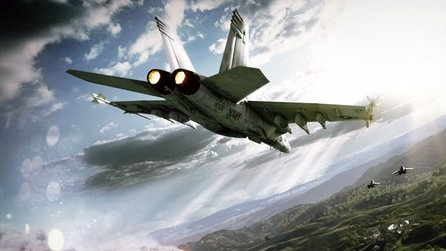 Battlefield 3 - Gameplay-Trailer zum »Air Superiority«-Modus aus dem »End Game«-DLC