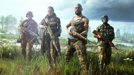 Battlefield 5 - Reveal-Trailer zeigt immense Action und Gameplay