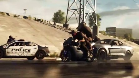 Battlefield Hardline - Gameplay-Trailer »Karma«