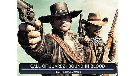 Call of Juarez: Bound in Blood - Test-Video zur Western-Action