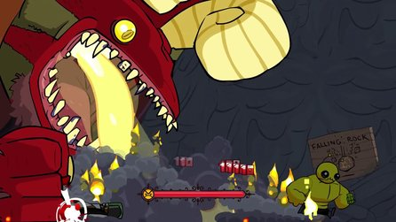 Castle Crashers Remastered - Ankündigungs-Trailer des Remakes