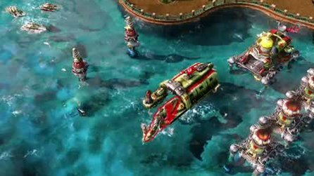 Command & Conquer: Alarmstufe Rot 3 - Preview-Video