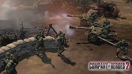 Company of Heroes 2 - Gameplay-Teaser