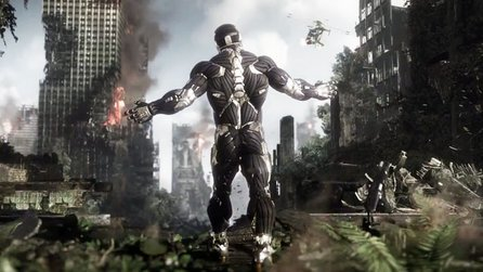 Crysis 3 - Ingame-Trailer: »Sharp Dressed Man«